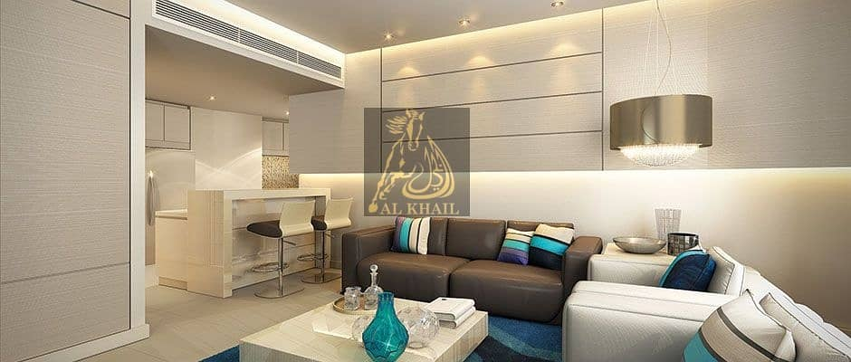 2 SPECIAL OFFER! Only AED 9.27K - Ready to Move 1BR Hotel Apartment in Dubai South