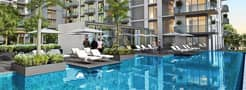 8 Spacious 2-Bedroom Apartment in Sobha Hartland - 10% Down Payment - Amazing Canal Views!
