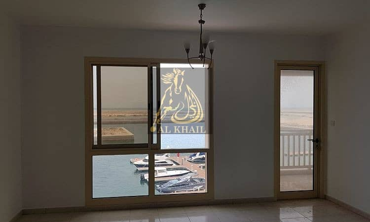 2 2-Bedroom Apartments for sale in Mina Al Arab | Full Sea and Yacht view