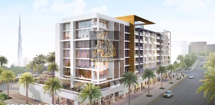 2 Great Investment  8% ROI for 3-years | Affordable 3BR Luxury Apartment for sale in Meydan