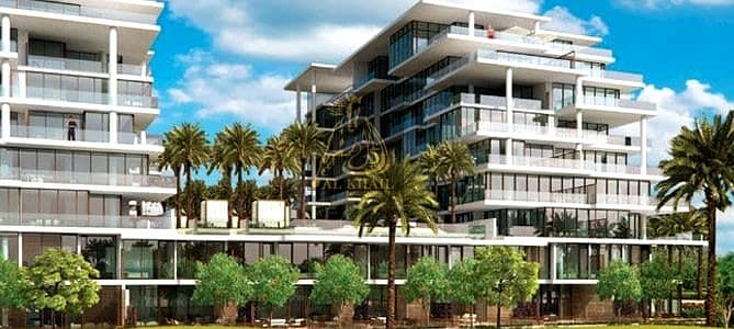 Golf Course View 2-BR Hotel Apartment for sale in DAMAC Hills  Ready to Move