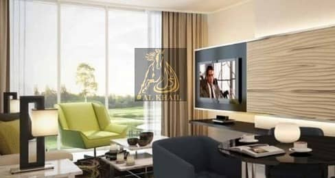 2 Golf Course View 2-BR Hotel Apartment for sale in DAMAC Hills  Ready to Move