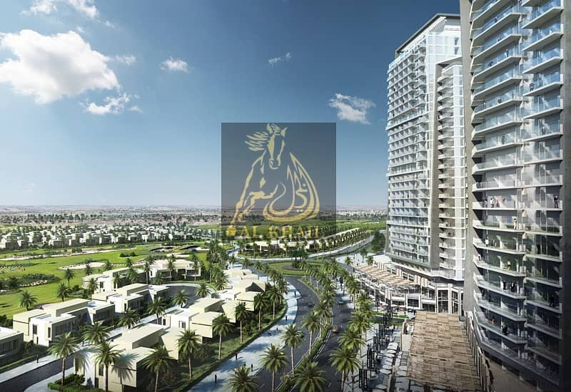 1 Price Discounted! 1BR Luxury Apartment in Damac Hills On Attractive Payment Plan
