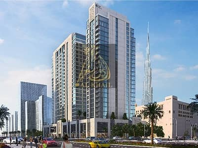 3 Bedroom Flat for Sale in Downtown Dubai, Dubai - Finest 2BR Apartment in Downtown Dubai  Easy Payment Plan Only 5% Booking Fee!