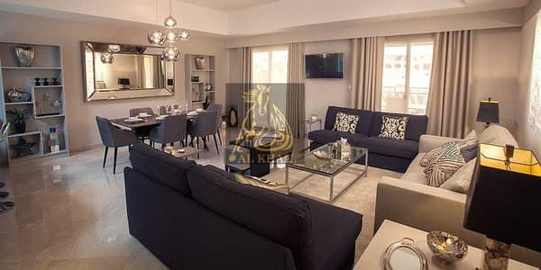 4 Bedroom Villa for Sale in Al Hamra Village, Ras Al Khaimah - Move in to Elegant 4BR + Maid Villa for sale in Al Hamra Village   Pay 2% Per Month with Post-handover Payment Plan