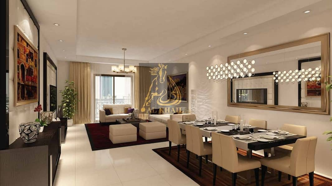 7 Magnificent Ready 3BR Apartment for sale in Culture Village | Perfect Location | Affordable Price
