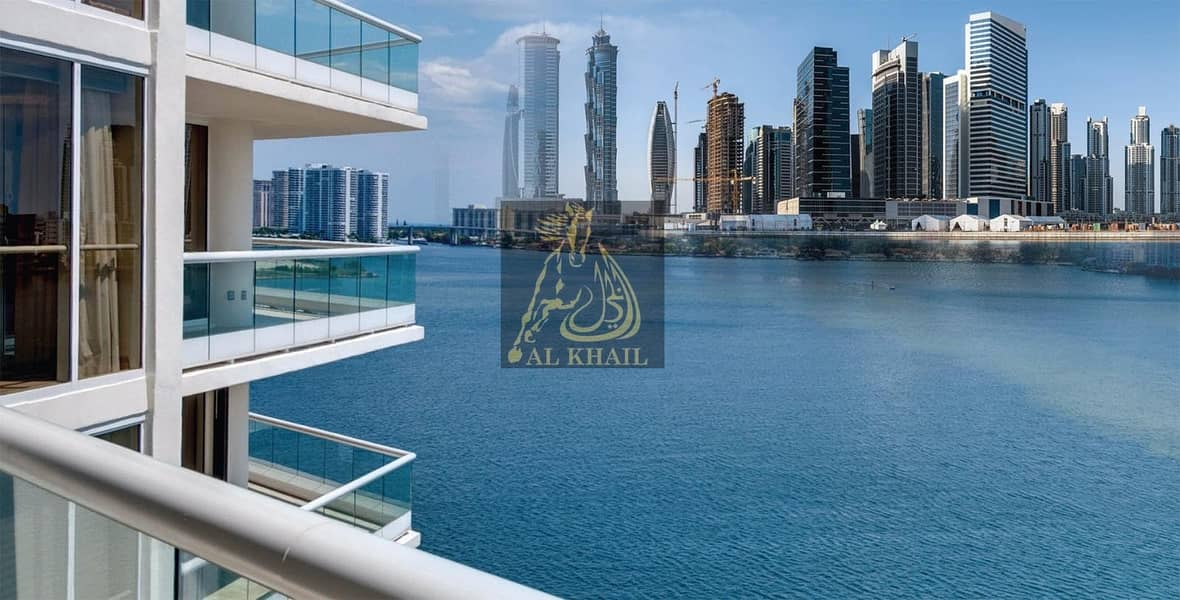 Easy Payment Plan  Pay 1% per Month  3BR Apartment for sale in Business Bay  10% DP