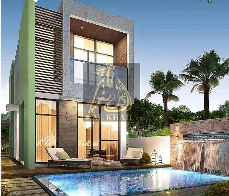 LIMITED TIME OFFER! Avail 70% Post-Handover Payment Plan for Casablanca Villas - CALL NOW! AED 1,600,000