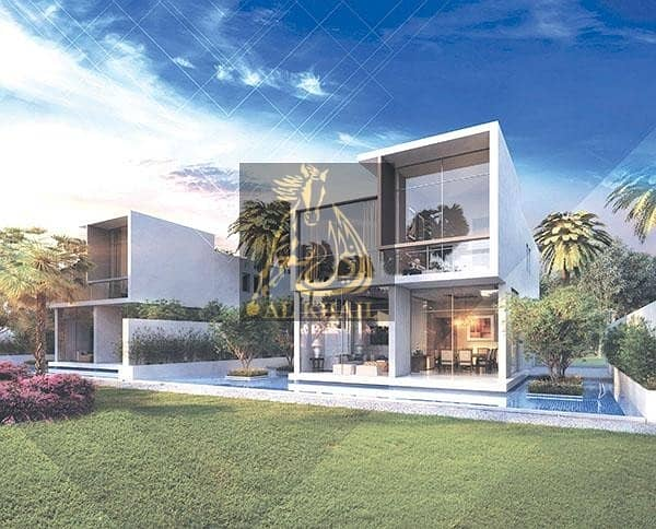 10 LIMITED TIME OFFER! Avail 70% Post-Handover Payment Plan for Casablanca Villas - CALL NOW! AED 1,600,000