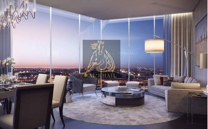 Cheapest two br - in sheikh zayed road direct from owner AED 1