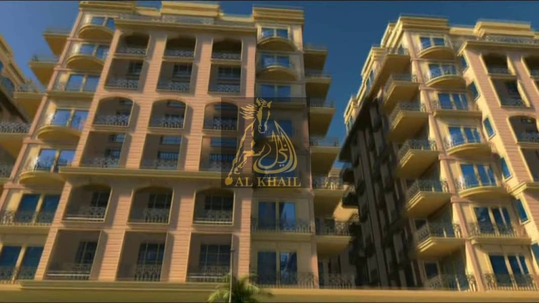 7 Ready High-End 1BR Apartment for sale in Majan   Affordable Price   Accessible Location