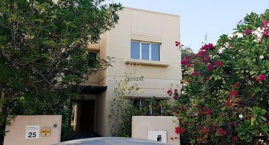 4 Bedroom Villa for Rent in The Meadows, Dubai - Spaciously Beautiful 4BR Villa | The Meadows