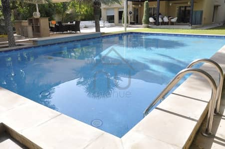 5 Bedroom Villa for Rent in The Meadows, Dubai - Type 8/ Extended /Upgraded 5beds with massive pool