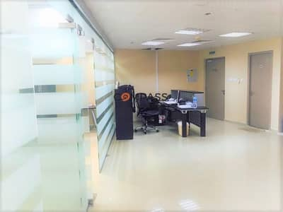 Office for Sale in Jumeirah Lake Towers (JLT), Dubai - Investor Deal | Fully Fitted Office for sale in HDS Tower | JLT