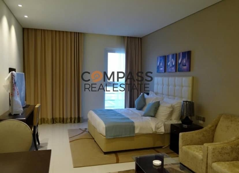 Luxury Serviced  Hotel Apartment for Sale In Tenora