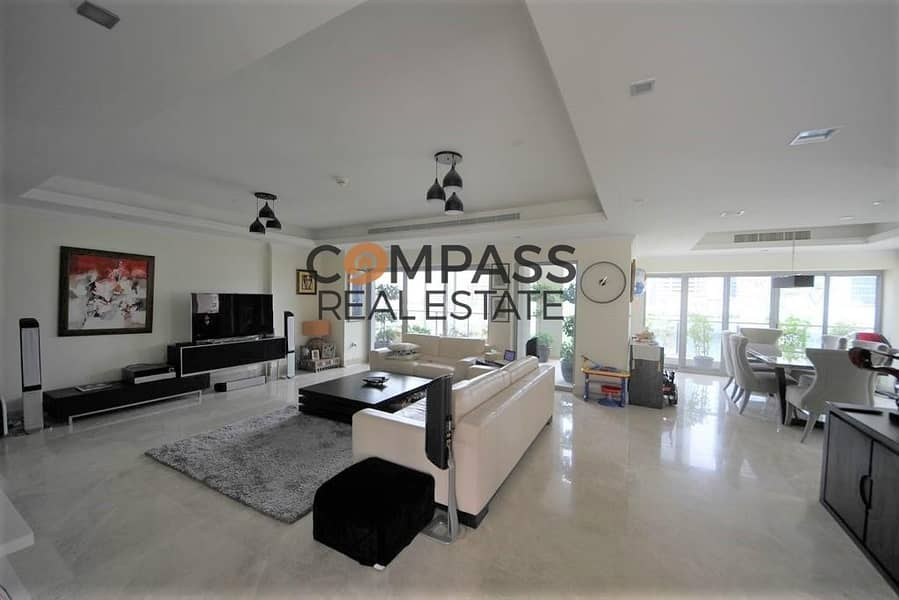 4 BR + Maid's Room Podium Villa in Executive Towers, Business Bay