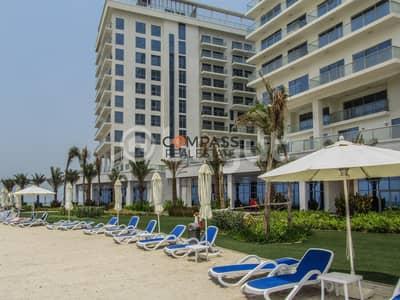 1 Bedroom Flat for Sale in Al Marjan Island, Ras Al Khaimah - Beachfront Apartment in Pacific at Al Marjan