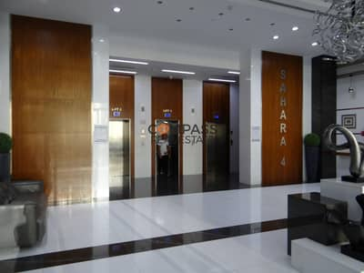 2 Bedroom Flat for Sale in Al Nahda, Sharjah - Beautiful Apartment for sale in  Sahara Tower 4 Sharjah
