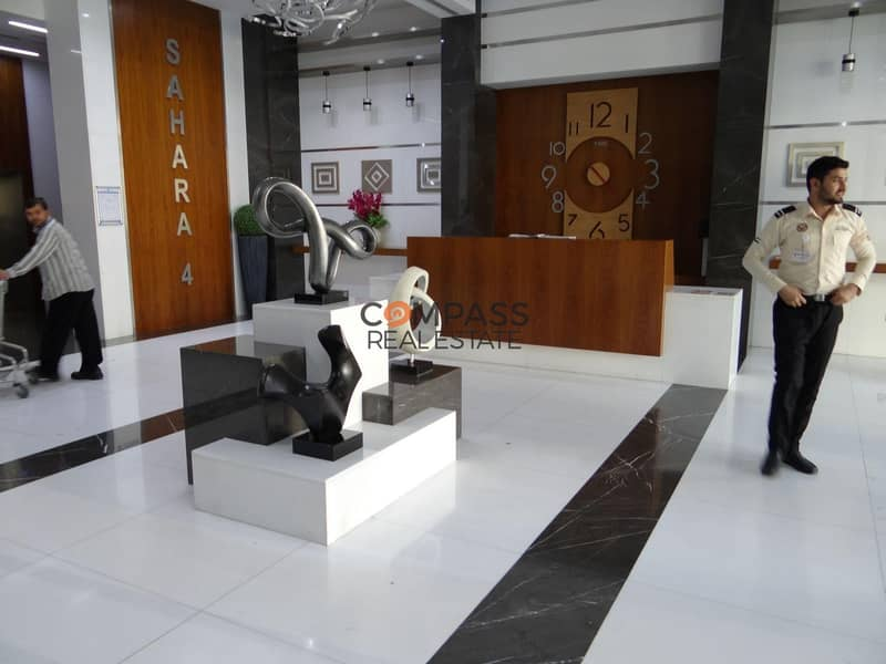 2 Beautiful Apartment for sale in  Sahara Tower 4 Sharjah