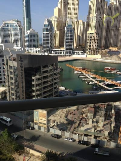 3 Bedroom Flat for Sale in Dubai Marina, Dubai - Large Marina and Sea View 3BR in Marina