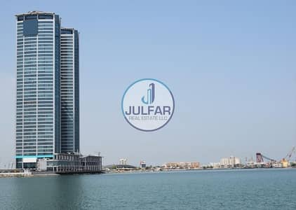 Furnished Sea View Office for SALE in Julphar Tower
