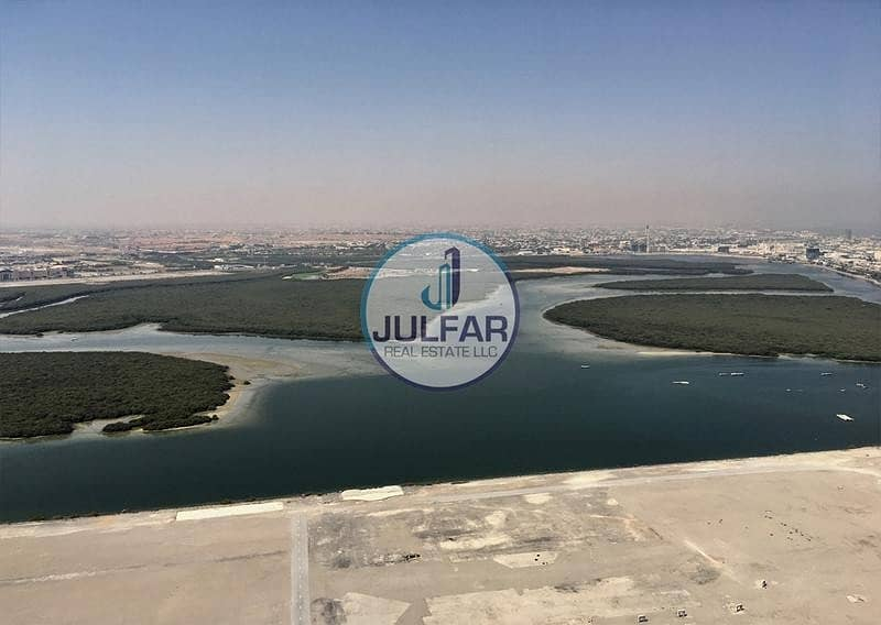 2 2 BHK Mangrove View Apartment for SALE in Julphar Tower