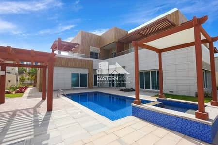 6 Bedroom Villa for Rent in The Marina, Abu Dhabi - Property