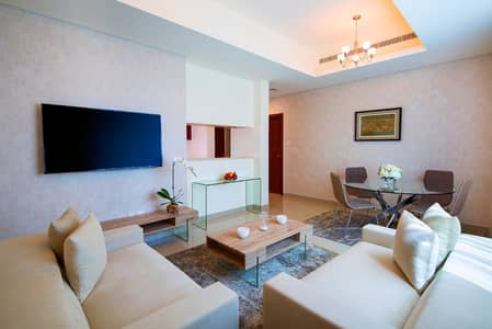 1 Bedroom Hotel Apartment for Rent in Dubai Marina, Dubai - Deluxe One Bedroom Apartment in Dubai Marina