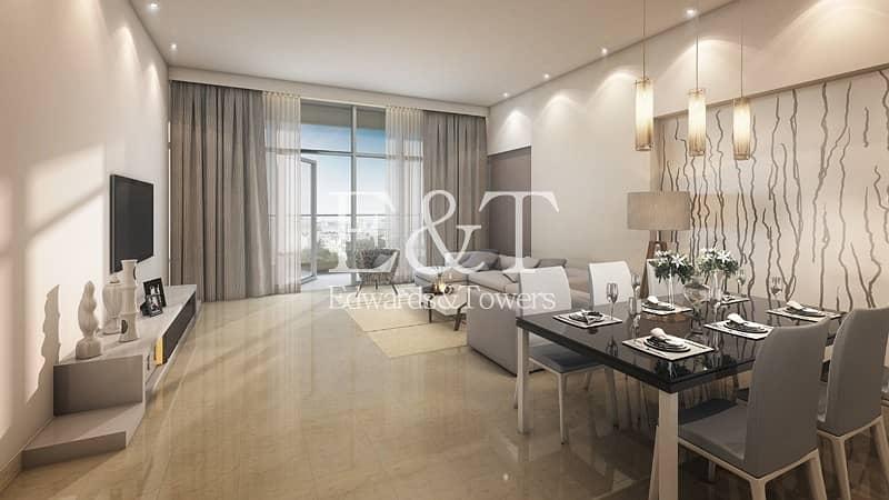 2 Inspiring luxury living | Pool view| JVC