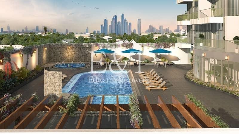 2 Inspiring luxury living|No agency fee|JVC