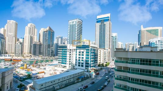 2 Bedroom Apartment for Sale in Sheikh Zayed Road, Dubai - 2 Bedroom Apartment with full marina view