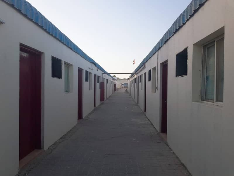 44 Rooms Labour Camp Available In Al Sajaa, Sharjah