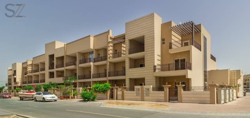 3 Bedroom Townhouse - Vacant soon - Tulip Park - Jumeirah Village Circle