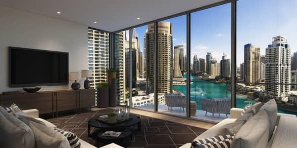 Studio for Sale in Dubai Marina, Dubai - EASY TO RENT | 2019 COMPLETION | COMMUNITY