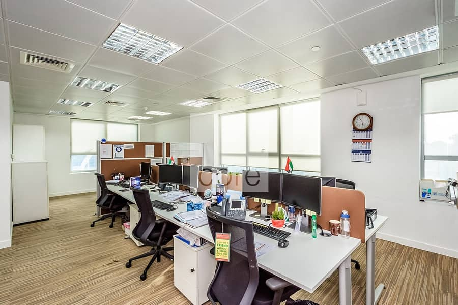 2 Spacious fitted office for sale in JLT