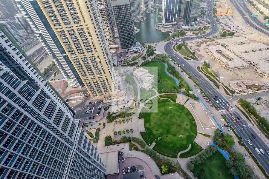 10 Spacious fitted office for sale in JLT