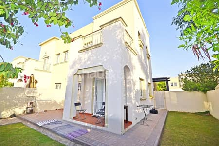 2 Bedroom Villa for Rent in The Springs, Dubai - | Upgraded 4E | Large Plot | Springs 3 |