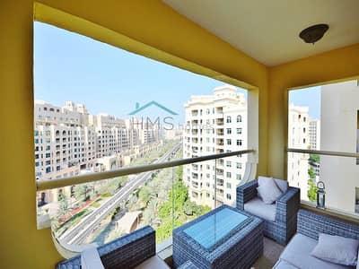 شقة 2 غرفة نوم للبيع في نخلة جميرا، دبي - Type D    Jash Hamad    High Floor