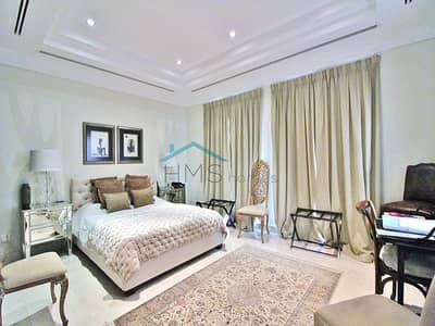 5 Bedroom Villa for Rent in The Meadows, Dubai - Hattan - Lake View - Swimming Pool