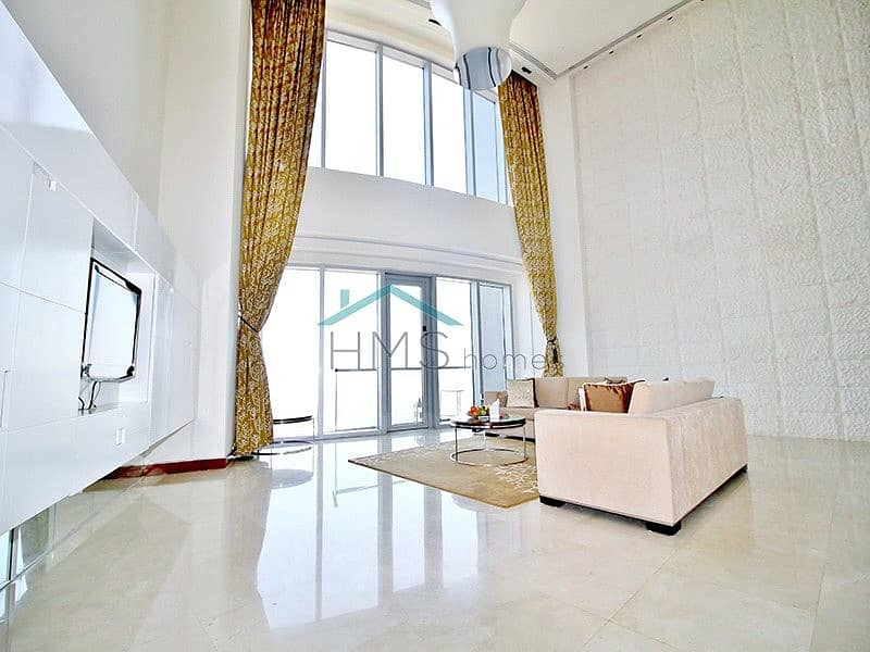 2 Exclusive - 3 Bed Penthouse in Address Dubai Mall