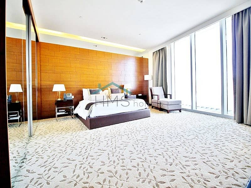 10 Exclusive - 3 Bed Penthouse in Address Dubai Mall