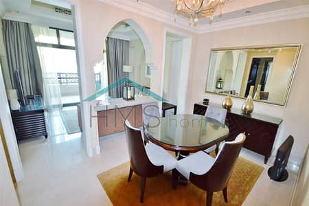 1 Bedroom Flat for Rent in Downtown Dubai, Dubai - Reduced Price | Al Bahar | 1 Bed | Furnished