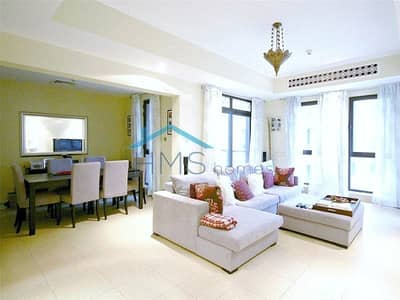 2 Bedroom Apartment for Sale in Old Town, Dubai - Best 2 Bedroom Layout | Priced to Sell