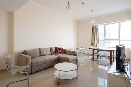 1 Bedroom Flat for Sale in Jumeirah Lake Towers (JLT), Dubai - Spacious 1 BR with Lake View