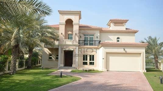 5 Bedroom Villa for Sale in DAMAC Hills (Akoya by DAMAC), Dubai - LUXURY/5 BEDROOM+MAID/ENTERTAINMENT FOYER/FULLY UPGRADED