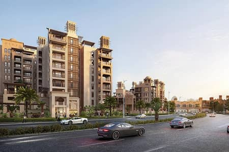 2 Bedroom Apartment for Sale in Umm Suqeim, Dubai - 5% D.P. ONLY | HIGH RESELL DEMAND | EASY TO RENT