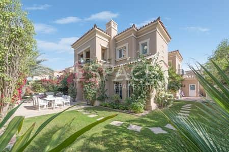 5 Bedroom Villa for Rent in Arabian Ranches, Dubai - Type C1 -  Well Kept - Landscaped Garden