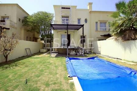 4 Bedroom Villa for Sale in The Springs, Dubai - Custom Built | Lake View | 3450 sqft BUA