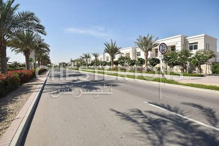 2 Bedroom Townhouse for Rent in Al Ghadeer, Abu Dhabi - Single row I 2 Cheques I Available   Now