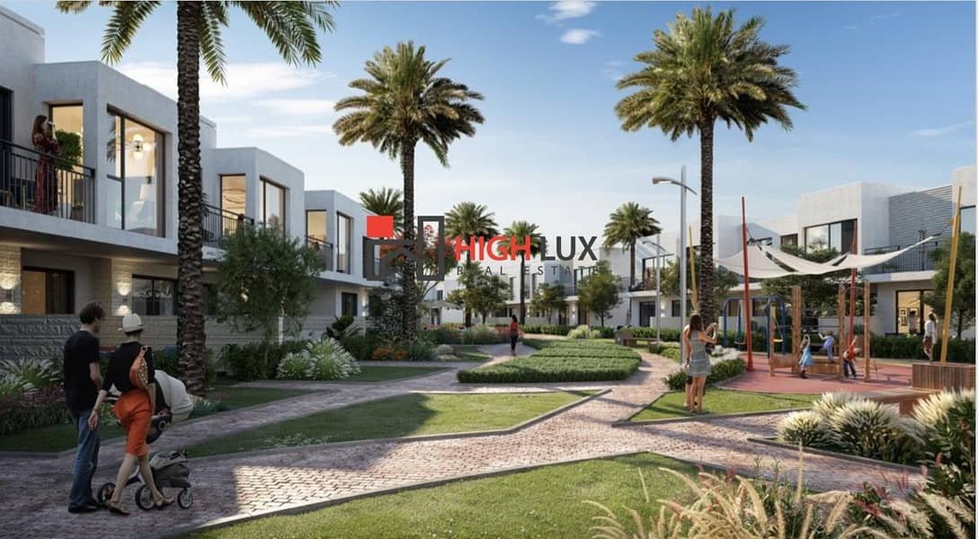 Expo Golf  Villas 2020  unique 3 to 4 bhk villas next to expo site 10 mins away from airport al maktoum